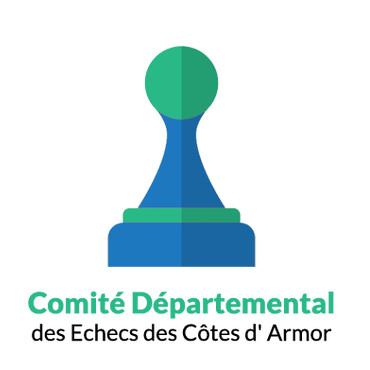 CDJE22 : Comité Départemental du Jeu d'Echecs des Côtes d'Armor
